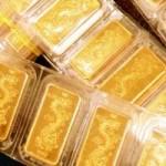 Tài chính - Bất động sản - Vàng nội, vàng ngoại tiếp tục giảm