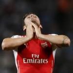 """Bóng đá - Arsenal bị cầm hòa: Tất cả tại Giroud """"chân gỗ""""?"""