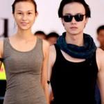 Người mẫu - Hoa hậu - Thí sinh người mẫu nhịn ăn trưa luyện catwalk