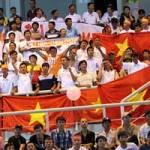 """Bóng đá - CĐV Việt ở Brunei """"cháy"""" cùng U19 VN"""