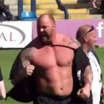 """Thể thao - Siêu khỏe như """"thần Thor'' Iceland vô địch châu Âu"""