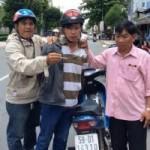 """An ninh Xã hội - Trộm xe máy, hối lộ """"hiệp sĩ"""" 15 triệu đồng"""