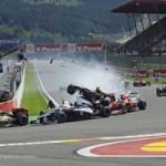 Thể thao - Lịch thi đấu F1: Belgium GP 2014
