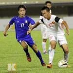 Bóng đá - TRỰC TIẾP U19 VN - U19 Thái Lan: Cống hiến và hiệu quả (KT)