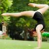 Bộ ảnh múa đẹp mê hồn của thiếu nữ Hà Nội