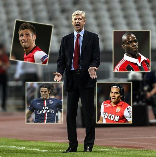 """Arsenal: Giroud không thể là """"nhân tố gây sợ hãi"""" - 2"""