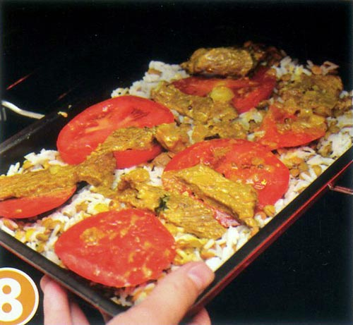Hấp dẫn cơm thịt bò Biryani - 8