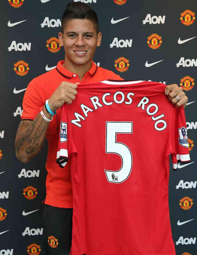 MU mua Rojo: Liều doping kịp thời - 3