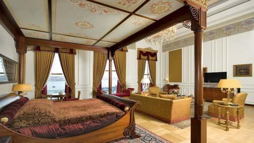 Những phòng khách sạn đắt nhất thế giới 2014 - 2