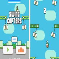 Hà Đông chính thức phát hành game siêu khó Swing Copters