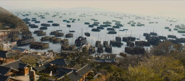 """Những con số """"khủng"""" của phim Đại thủy chiến - 2"""