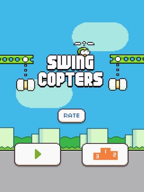 Swing Copters của Hà Đông vừa ra đã bị làm nhái - 2