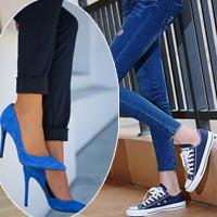 Những đôi giày không bao giờ lo lỗi mốt