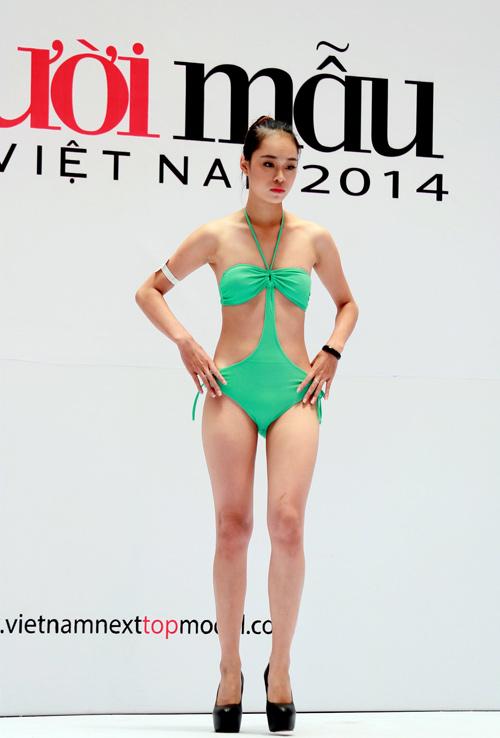 Ứng viên miền Bắc xấu - đẹp với bikini - 5