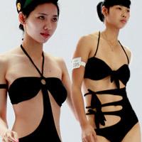 Ứng viên miền Bắc xấu - đẹp với bikini