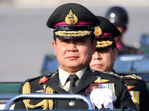 Cuộc đua độc mã của tướng đảo chính Thái Lan - 1