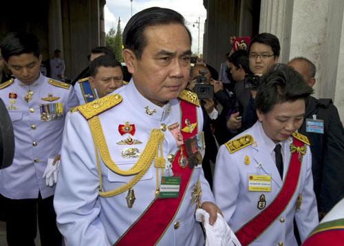 Cuộc đua độc mã của tướng đảo chính Thái Lan - 2