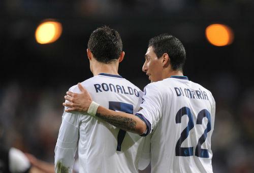 CR7 & Ramos thuyết phục Perez không bán Di Maria - 3