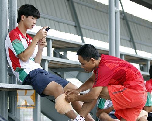 U19 VN: Công Phượng, Xuân Trường…lỡ trận chung kết? - 9