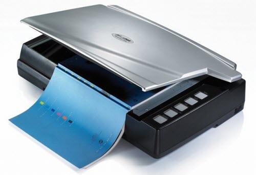 Plustek ra mắt máy scan sách tự lọc viền, trang trắng - 1