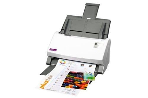 Plustek ra mắt máy scan sách tự lọc viền, trang trắng - 2