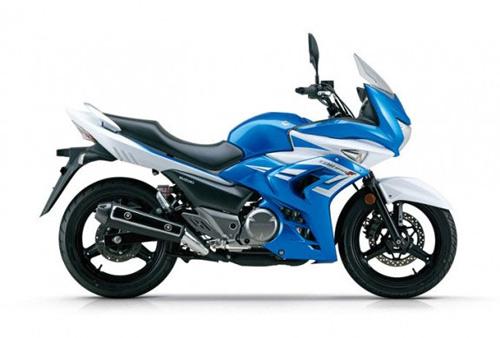 Suzuki Inazuma: Chiếc naked bike năng động - 3
