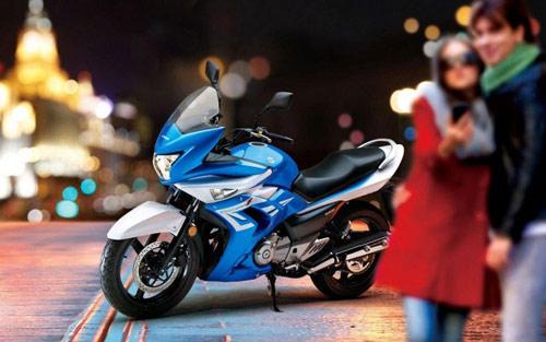 Suzuki Inazuma: Chiếc naked bike năng động - 6