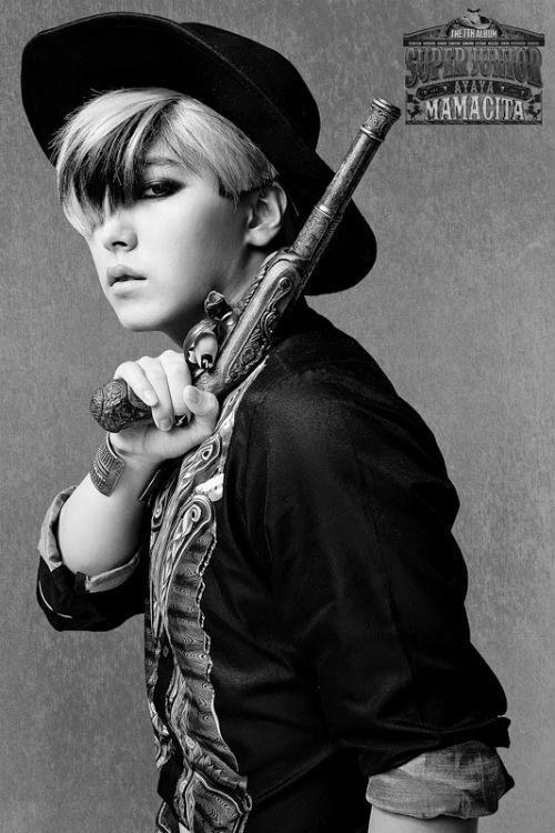 Super Junior tái xuất hóa cao bồi cực ngầu - 4