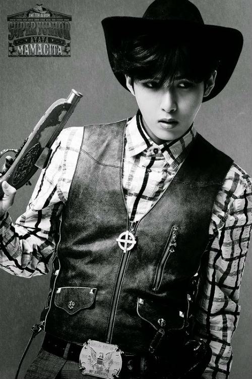 Super Junior tái xuất hóa cao bồi cực ngầu - 6