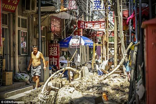 TQ: Dân Bắc Kinh đua nhau đào giếng vì thiếu nước sạch - 2