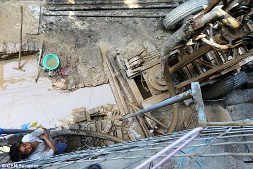 TQ: Dân Bắc Kinh đua nhau đào giếng vì thiếu nước sạch - 3