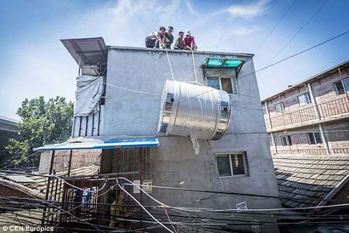 TQ: Dân Bắc Kinh đua nhau đào giếng vì thiếu nước sạch - 6