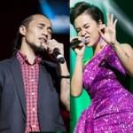 """Phạm Anh Khoa  """" phá nát """"  bài hit của Uyên Linh"""