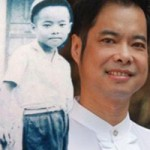 """Ngôi sao điện ảnh - """"Ông hoàng nhạc sến"""" Ngọc Sơn khoe ảnh thuở bé"""