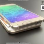 Thời trang Hi-tech - Samsung Galaxy Alpha đọ dáng iPhone 6 concept