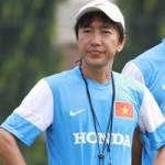 Bóng đá - HLV Miura muốn cầu thủ Olympic VN chơi bóng ít chạm
