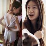 Thời trang - Mẫu Trung Quốc hé lộ đời tư sau sàn diễn
