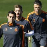 Bóng đá - CR7 & Ramos thuyết phục Perez không bán Di Maria