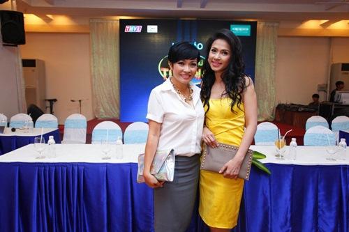 """Việt Trinh, Phương Thanh """"cùng tỏa sáng"""" - 3"""