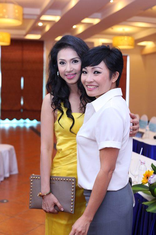 """Việt Trinh, Phương Thanh """"cùng tỏa sáng"""" - 1"""