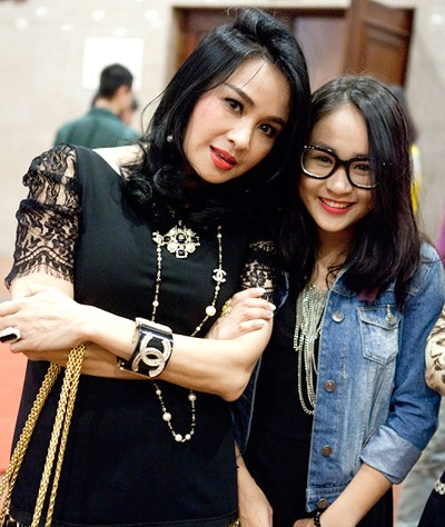 Thanh Lam tiết lộ con gái mơ mộng, cả tin khi yêu - 1