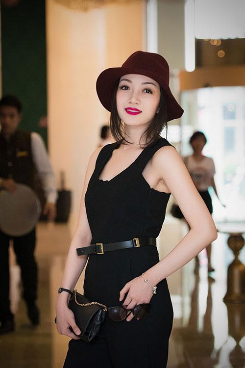 Thanh Lam rạng rỡ bên chồng cũ - 8