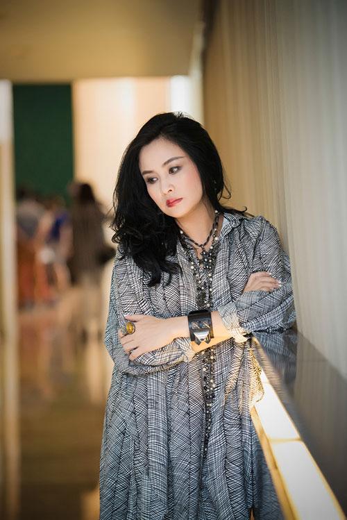 Thanh Lam rạng rỡ bên chồng cũ - 4