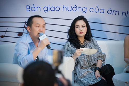 Thanh Lam rạng rỡ bên chồng cũ - 3