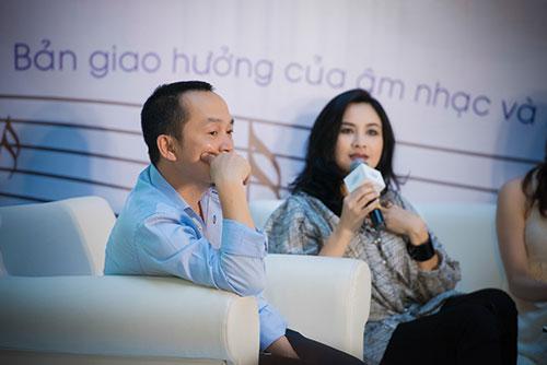 Thanh Lam rạng rỡ bên chồng cũ - 2