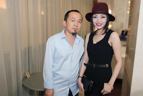 Thanh Lam rạng rỡ bên chồng cũ - 7