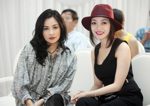 Thanh Lam rạng rỡ bên chồng cũ - 6