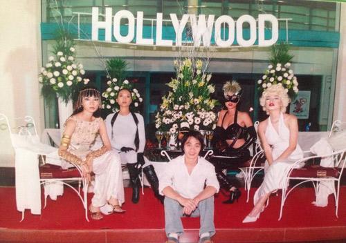 Những màn hóa Marilyn Monroe Việt gây tranh cãi - 9