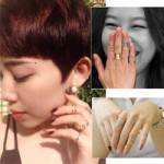 """Thời trang - Học sao Hàn, giới trẻ Việt mê mốt """"nhẫn lửng lơ"""""""