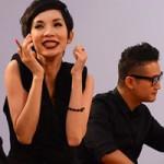Thời trang - Cười vỡ bụng với clip ứng xử hài hước tại VNTM